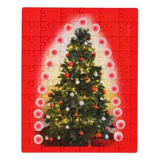 Puzzle Spiritueux d'arbre de Noël