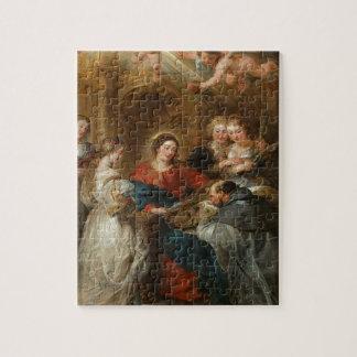 Puzzle St de triptyque Idelfonso - Peter Paul Rubens