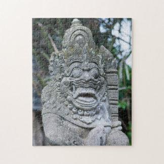 Puzzle Statue de Dieu de Balinese