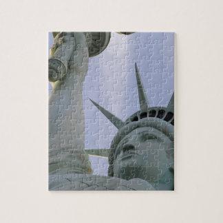 Puzzle Statue de la liberté des Etats-Unis de liberté de