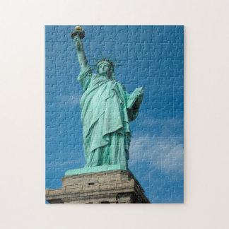 Puzzle Statue de la liberté New York.