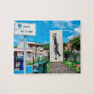Puzzle ✅Statue Nèg Mawon en Martinique
