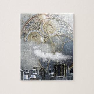 Puzzle Steampunk