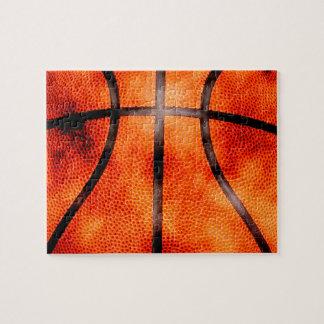 Puzzle Style toute la journée grunge de basket-ball