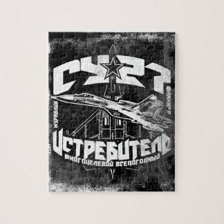 Puzzle Su-27 (Су-27)