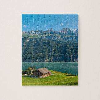 Puzzle Suisse