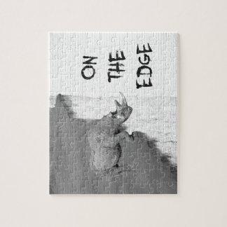 Puzzle Sur The Edge
