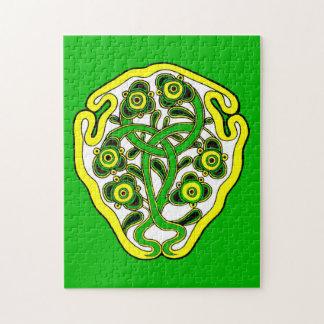Puzzle Symbole celtique