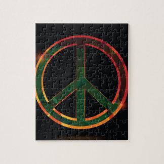 Puzzle symbole de liberté
