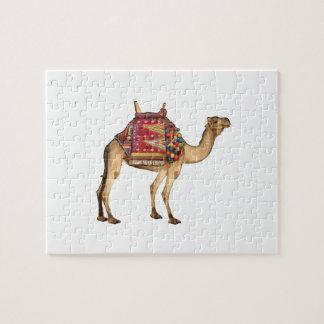 Puzzle Taxi saharien