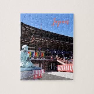 Puzzle Temple à Tokyo, Japon