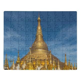 Puzzle Temple d'or de Stupa