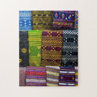 Puzzle Textiles de tissu à vendre