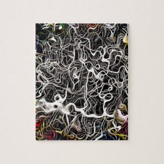 Puzzle Texture abstraite de contexte de motif