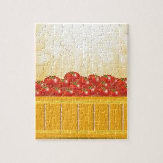 Puzzle tomates