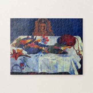"""Puzzle """"Toujours la vie avec des perroquets"""" - Paul"""