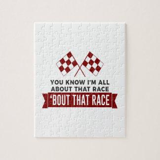 Puzzle Tout au sujet de ce circuit de voitures de course
