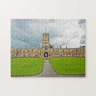 Puzzle Université d'Oxford