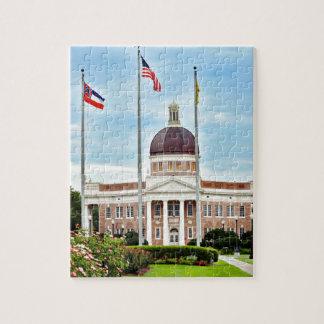 Puzzle Université du Mississippi du sud