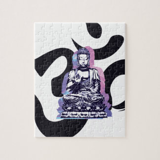 Puzzle vague 3 de Bouddha