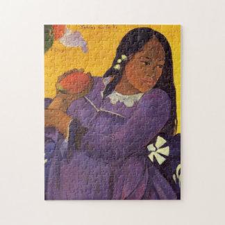 "Puzzle ""Vahine aucun Te Vi"" - Paul Gauguin"