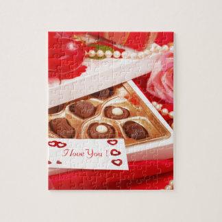 Puzzle Valentine's Day: Coffee & Chocolate Eighteen