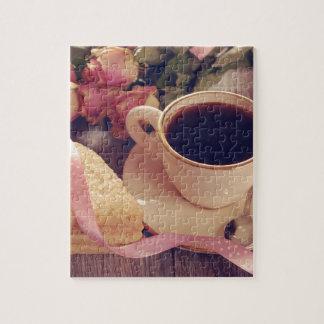 Puzzle Valentine's Day: Coffee & Chocolate Eleven