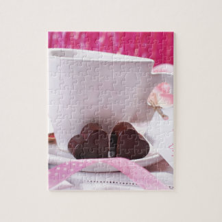 Puzzle Valentine's Day: Coffee & Chocolate Nine
