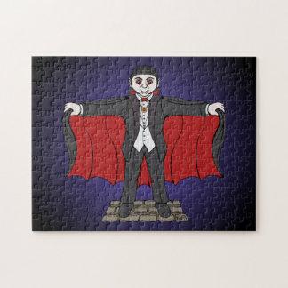 Puzzle Vampire mignon