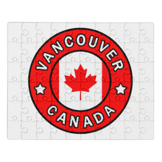 Puzzle Vancouver Canada