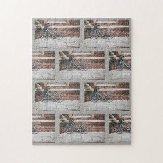 Puzzle Vélos