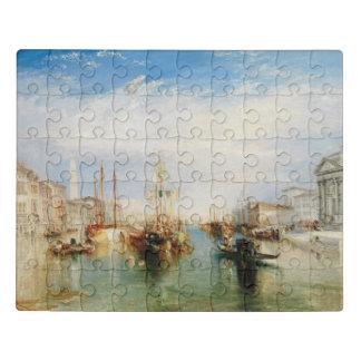 Puzzle Venise, du porche du salut de della de Madonna