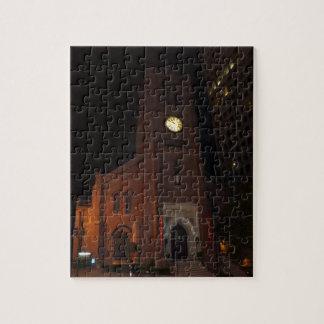 Puzzle Vieille casse-tête de la cathédrale #2 de Mary de