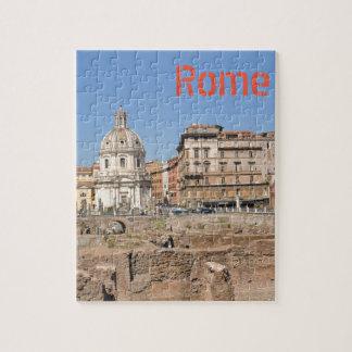 Puzzle Ville antique de Rome, Italie