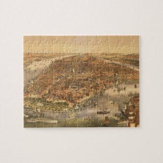 Puzzle Ville de New-York, 18