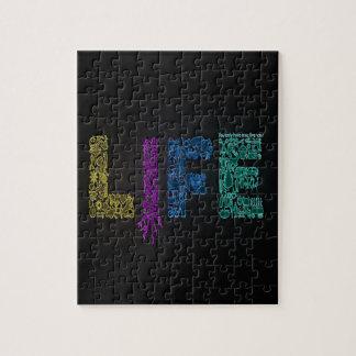 Puzzle Vivent votre vie