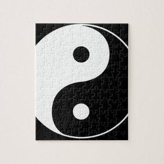 Puzzle Yin Yang