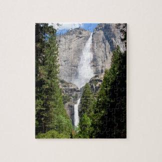 Puzzle Yosemite Falls en mai