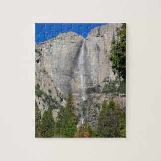 Puzzle Yosemite Falls supérieur en novembre