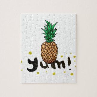 Puzzle yum_ananasli
