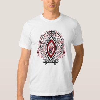 Pyramide de Vaneye T-shirts