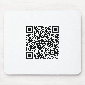 QR-Code Mousepad Tapis De Souris