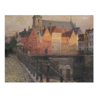 Quai de la Paille, Bruges Cartes Postales