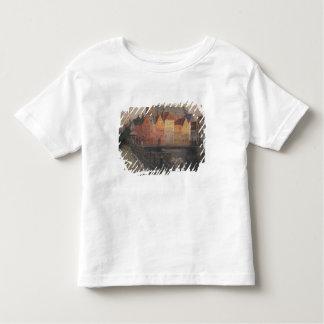 Quai de la Paille, Bruges T-shirt Pour Les Tous Petits