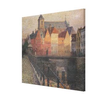 Quai de la Paille, Bruges Toiles