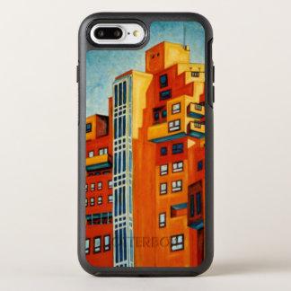 Quai de libre échange coque otterbox symmetry pour iPhone 7 plus