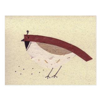quail3 carte postale