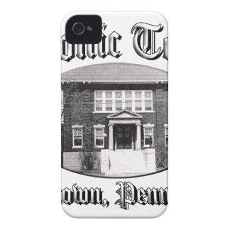 quakertown coque iPhone 4 Case-Mate