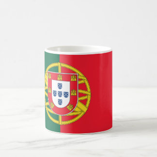 Qualité de drapeau du Portugal Mug