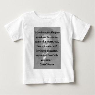 Qualité toute-puissante - Daniel Boone T-shirt Pour Bébé